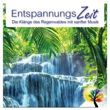 Die Klänge des Regenwaldes mit sanfter Musik
